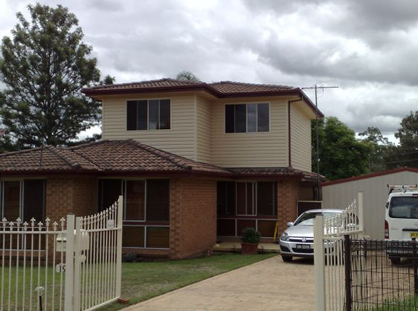 First floor second storey home additions addbuild sydney for Second story deck cost