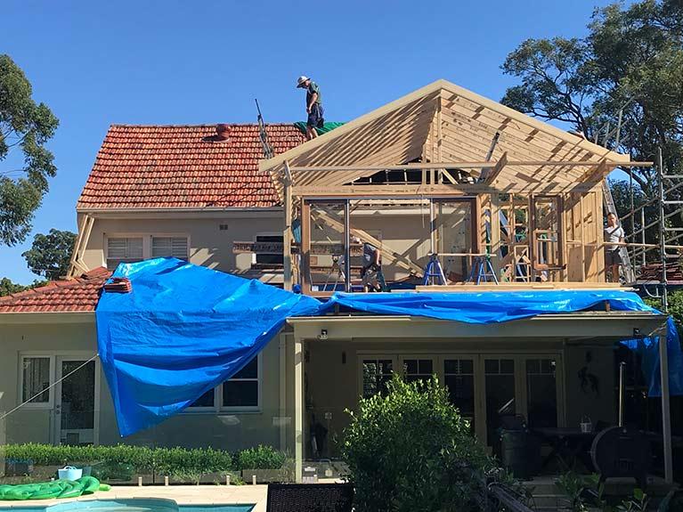 Renovating in Sydney After HomeBuilder