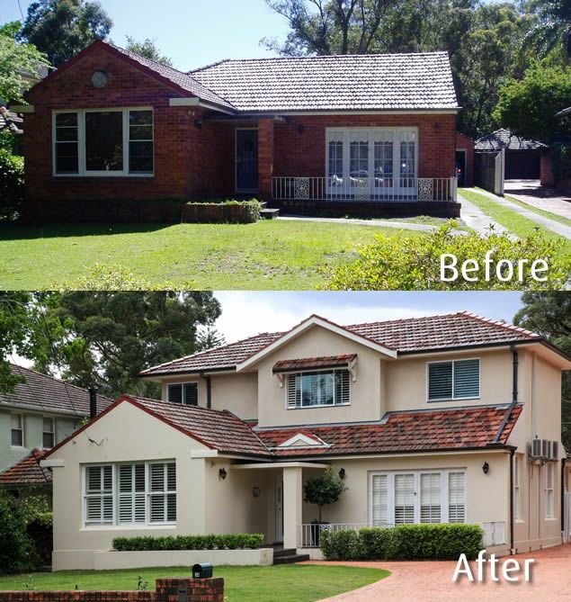 House Renovations Before And After
