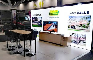 Addbuild at the Sydney Home Show