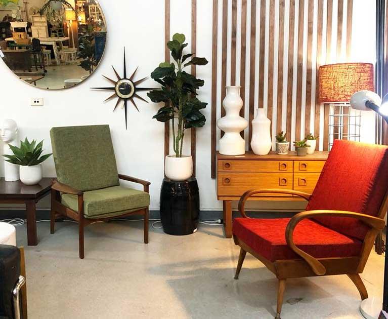 Second Hand Furniture at Lunatiques